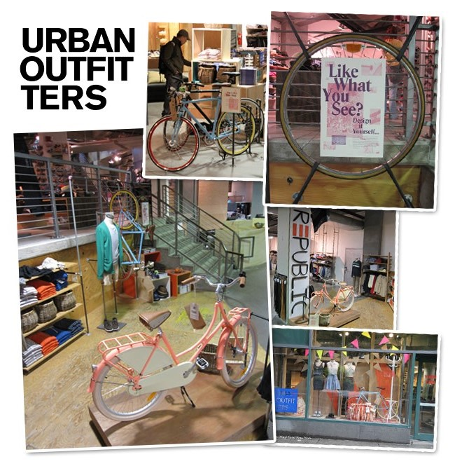 Republic Bike for Urban Outfitters